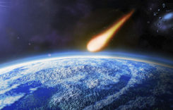 Comet Collision May Be the Answer to Ancient Global Warming